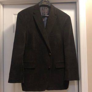 Men's Ralph Lauren Corduroy dark brown blazer